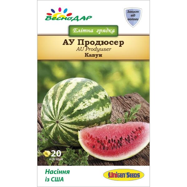 Фото-семена Арбуз АУ Продюсер