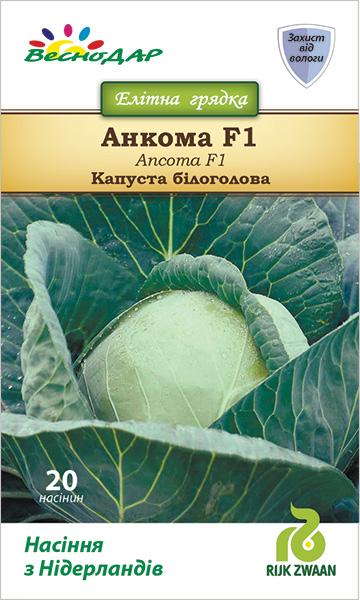 Фото-семена Капуста Анкома (Ancoma) F1