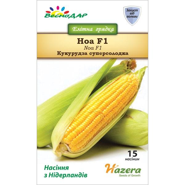 Фото-семена Кукуруза сахарная Ноа F1 (SH2)