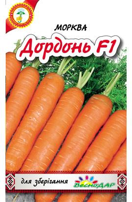 Фото-семена Морковь Дордонь F1