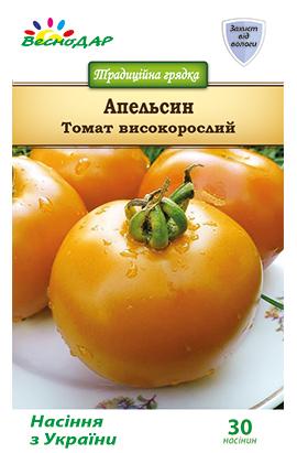 Фото-семена Томаты Апельсин
