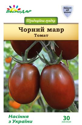 Фото-семена Томаты Черный мавр