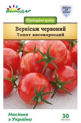 Фото-семена Томаты Вернисаж красный