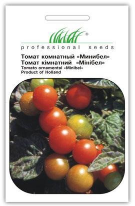 Фото-семена томаты комнатный Минибол