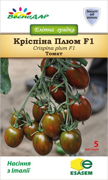 Фото-семена Томаты Криспина Плюм F1 (Crispina plum F1)