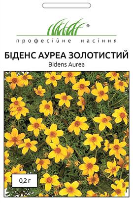 Фото-семена Биденс Ауреа,  золотистый