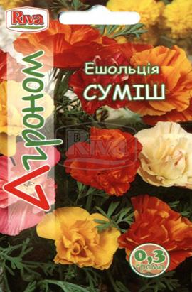 Фото-семена Эшшольция Смесь