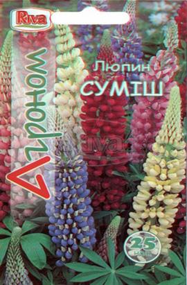 Фото-семена Люпин Смесь