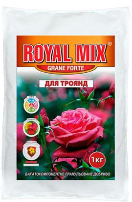 Фото- Удобрение Grane Forte для роз