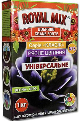 Фото- Удобрение Grane Forte Classic: обильное цветение