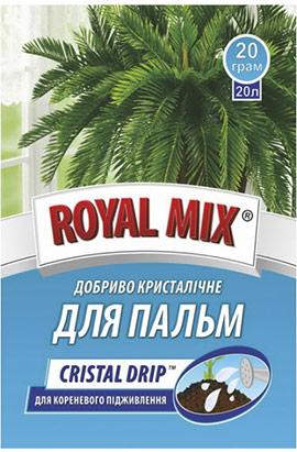 Фото- Удобрение CRISTAL DRIP для пальм (корневое)