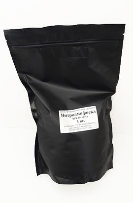 Фото- Комплексное минеральное удобрение Нитроамофоска