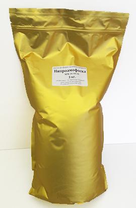 Фото- Комплексное минеральное удобрение Нитроамофоска (на 1 сотку)