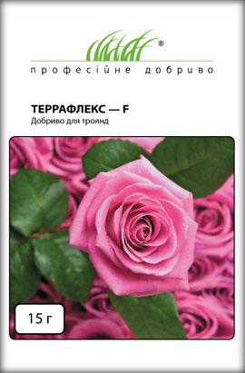 Фото-удобрения  Террафлекс - F, для роз