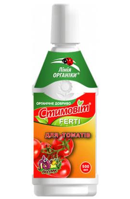 Фото- Органические удобрения Стимовит для томатов