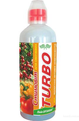 Фото- Органические удобрения Стимовит Турбо для овощей
