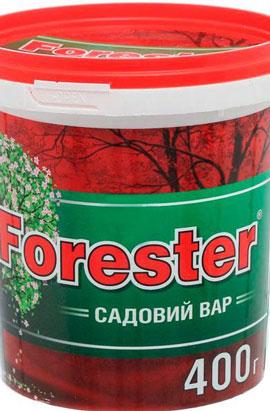 Фото-  Садовый вар Forester