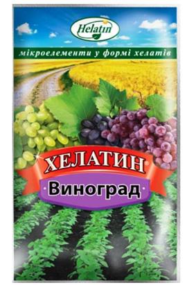 Фото- Микробиологическое удобрение Ф-Хелатин - Виноград