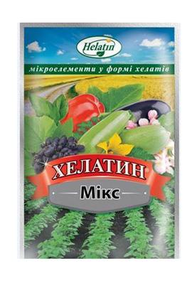 Фото- Микробиологическое удобрение Ф-Хелатин - Микс