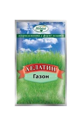 Фото- Микробиологическое удобрение Ф-Хелатин - Газон