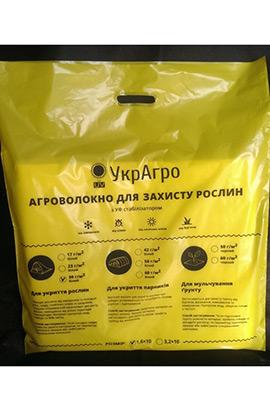Фото- Агроволокно УкрАгро 50-1600 біле