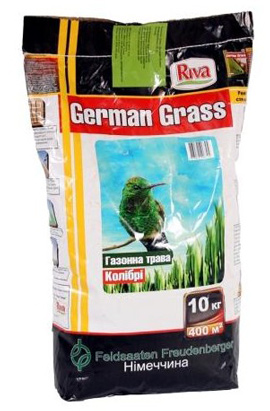 Фото- Газон German Grass  КОЛИБРИ