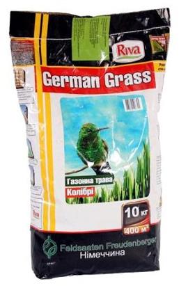 Фото- Газон German Grass  КОЛИБРИ (на 30 кв.м.)