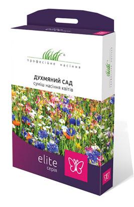 Фото-Цветочная смесь  Душистый сад Elite (на 50 м²)