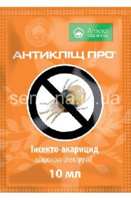 Фото-Инсектициды  Антиклещ ПРО