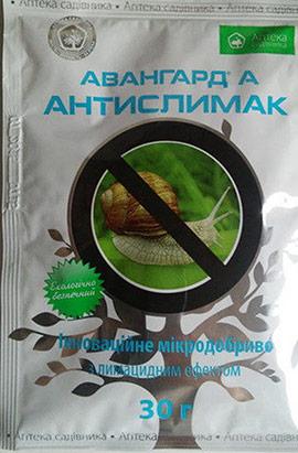 Фото-Инсектициды  Антислимак
