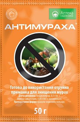 Фото-Инсектициды  Антимураха
