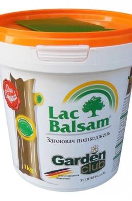 Фото-  Лак Бальзам Garden Club