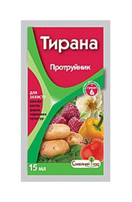 Фото- Протравитель Тирана(на 30 кг картофеля)